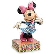 "Статуэтка ""Минни Маус (Позвони мне, позвони!)"" 8,5х15,5х7,5см. арт.4049638 Disney фото"