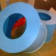 Изготовление пластмассовых (полипропиленовых) деталей, емкостей, бассейнов фото