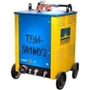 Сварочный трансформатор ТДМ-501М фото
