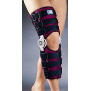 Фиксирующая шина коленного сустава с определенным диапазоном движения ORTEX 01 фото