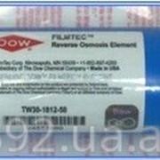 Мембрана, осмотическая, FILMTEC®, производительность 50 GPD, TW30-1812-50. фото