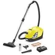 Пылесос с аквафильтром для уборки дома Karcher DS 5.800 фото