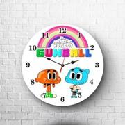 Часы Удивительный мир Гамбола, The Amazing World of Gumball №1 фото