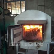 Топливная печь пиролизная фото