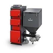 Автоматический угольный котел Galmet DUO 17 кВт фото