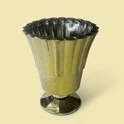 Лампада золоченая Тюльпан фото