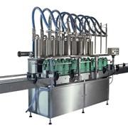 Линейный разливной автомат POLARIS M для разлива негазированных, жидких продуктов фото