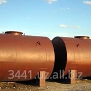 Изготовление стальных вертикальных резервуаров объемом от 10м3 до 10 000м3 фото