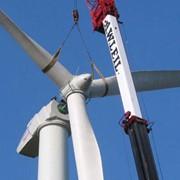 Стеклопластиковые лопасти для ветроэлектростанций и ветротурбин фото