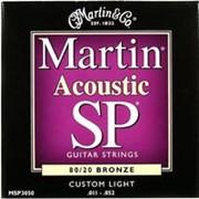 Струны Martin SP фото