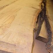 Доска- Дуб - обрезная естественной сушки фото