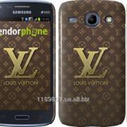Чехол на Samsung Galaxy Core i8262 Louis Vuitton 2 455c-88 фото