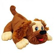 Собака - подушка (С)Пл /30 см/ фото