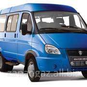 Автомобиль ГАЗ-322173-245 фото