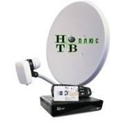 Комплект спутникового телевидения НТВ плюс фото