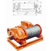 Лебедка тяговая электрическая ТЛ-7Б-1 фото