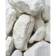 Каолиновая глина белая фото
