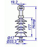 Изоляторы полимерные подвесные ПСК 120/3,3-7 фото
