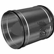 Дроссель-клапан (круглый) фото