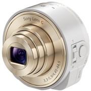 Фотоаппарат Sony DSC-QX10 белая фото