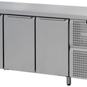 Холодильные столы (600 и 700 серии) вся нерж. фото
