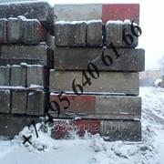 Фундаментные блоки б у ФБС 24-4-6 б/у фото