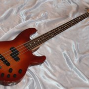 Бас-гитара Fender Zone Bass, active, Mexico 2001 фото