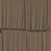 Фасадная панель Novik с фактурой «Ручная дранка», цвет Cedar Blend фото