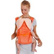 Рюкзак-кенгуру BabyActive - оранжевый фото