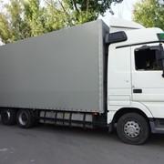 Пошив тентов на грузовые автомобили и прицепы в Алматы фото