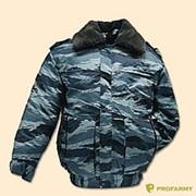Куртка зимняя Снег Р51-07 лана серый камыш фото