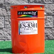Флексографическая краска голубая ES - 8301 фото