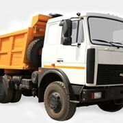 Вывоз строительных негабаритных отходов самосвалом МАЗ-5516, 20 тонн фото