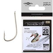 Крючки Mikado NIHONTO - SODE № 20 BR фото