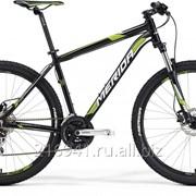 Велосипед Merida Big.seven 20-D (2015) черный фото