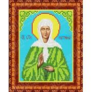 Набор для вышивки бисером Матрона Московская КБИ - 5027/1 фото