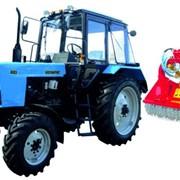 Мульчер для базового трактора Беларус 82.1 Оборудование для обработки древесины фото