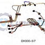 Трубка топливная Doosan DH300-5/7 p/n фото