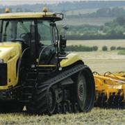 Дискование почвы оборудованием CLAAS, John Deere, HORSH фото