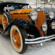 Реставрация антикварных автомобилей фото