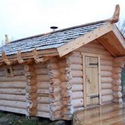 Производство рубленых домов по индивидуальным проектам фото