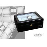 Шкатулка для хранения 8 часов Luxewood LW841-8-1 фото