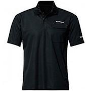 Футболка Shimano Polo Shirt SH-094N р.2XL черный фото