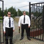 Круглосуточная охрана предприятий фото