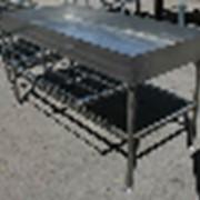 Стол для раздачи хлеба фото