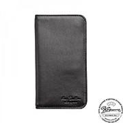Кожаный бумажник LYONS BLACK фото
