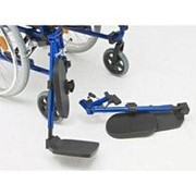 Noname Кресло-коляска механическая алюминиевая FS250LCPQ арт. МдТМ24583 фото