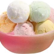 Фруктовое мороженое фото