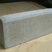 Бордюрный камень (длинна 1 и 3м) фото