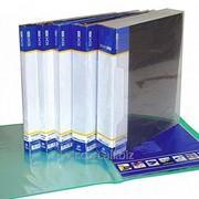 Папка с 10 файлами, A4, economix E30601 фото